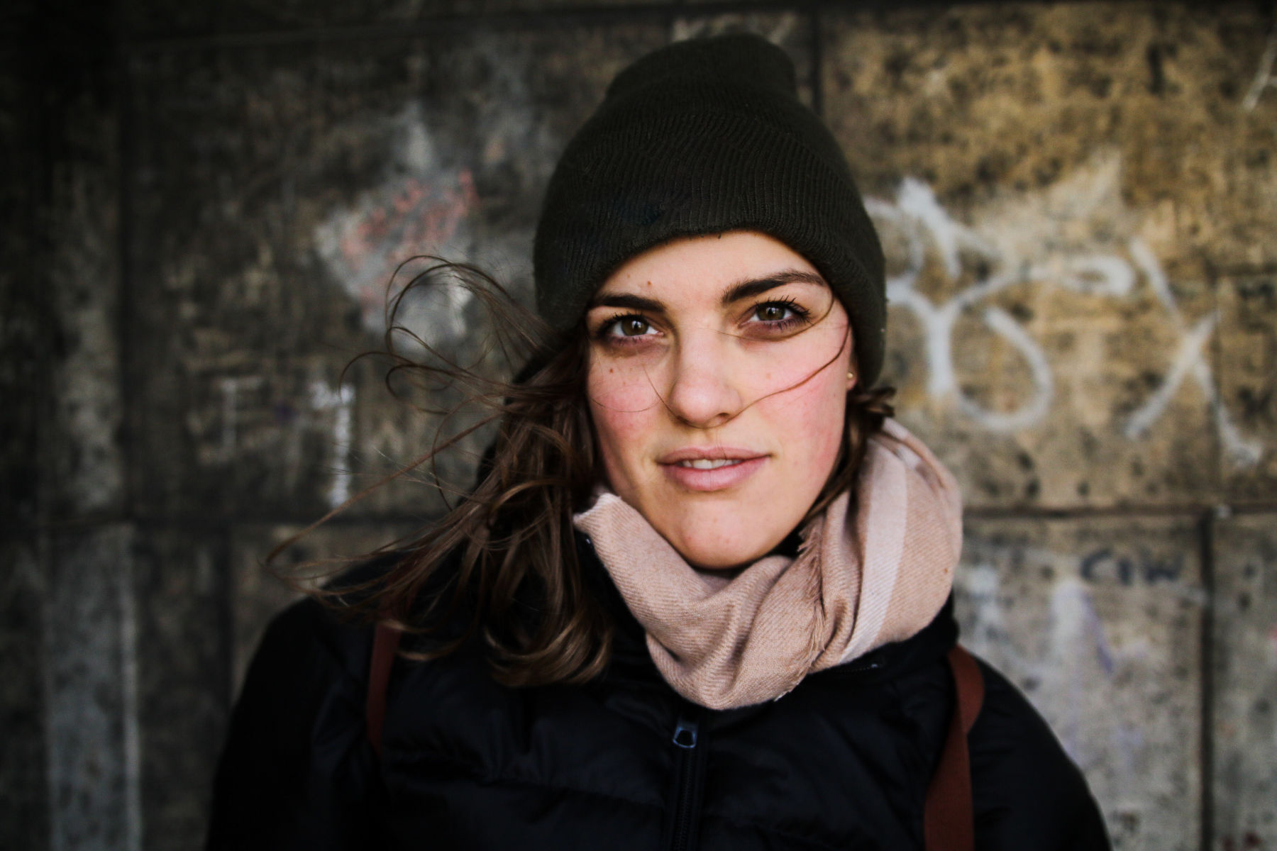 Portrait Felina Augustin